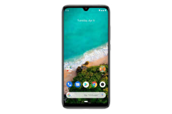 Xiaomi Mi A3 (Dual Sim 4G/4G, 128GB/4GB, 48MP) - More than White