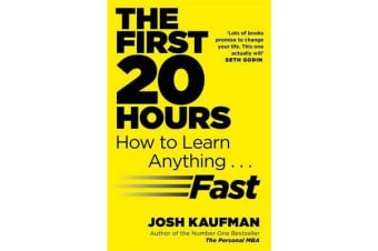 The First 20 Hours - How to Learn Anything ... Fast