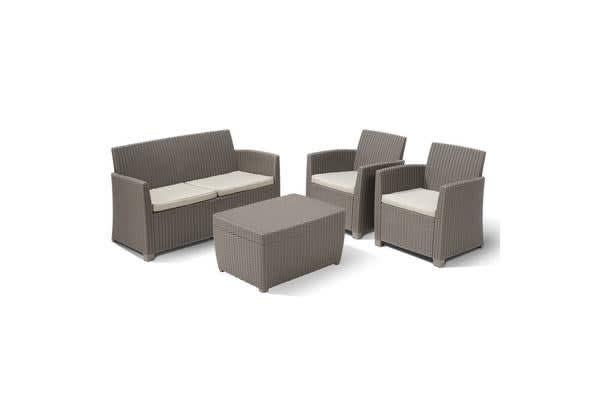 Keter Corona Outdoor Lounge Set