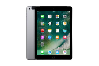 Apple iPad (32GB, Cellular, Space Grey) - AU/NZ Model