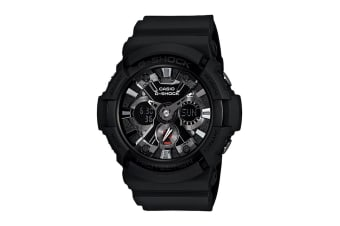 Casio G-Shock Ana-Digital Watch - Black (GA201-1)