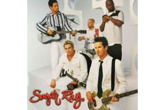 SUGAR RAY SELF TITLED 11 TRACK BRAND NEW SEALED MUSIC ALBUM CD - AU STOCK