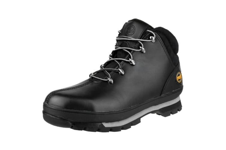 Timberland Pro Mens Splitrock Water Resistant Safety Boots (Black) (10 UK)
