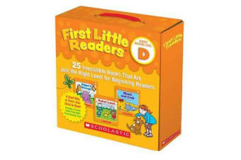 First Little Readers Parent Pack: Guided Reading Level D - 25 Irresistible Books That Are Just the Right Level for Beginning Readers