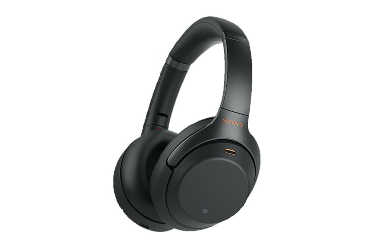 Sony WH-1000XM3 Wireless Noise Cancelling Headphones (Black)