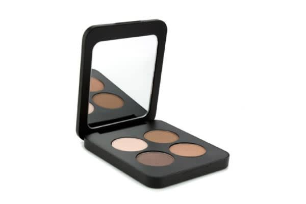 Youngblood Pressed Mineral Eyeshadow Quad - Timeless (4g/0.14oz)
