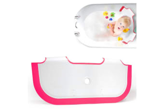 Babydam Bath Barrier  Save Water - Pink