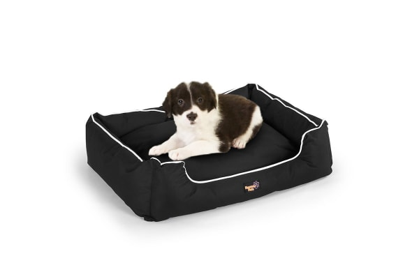 Pawever Pets Heavy Duty Waterproof Dog Bed (Small/Medium)