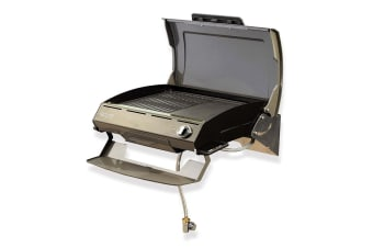 Gasmate Ignite Compact Folding BBQ (Natural Gas)