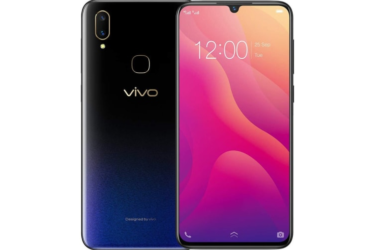 Vivo V11 (128GB, Black)