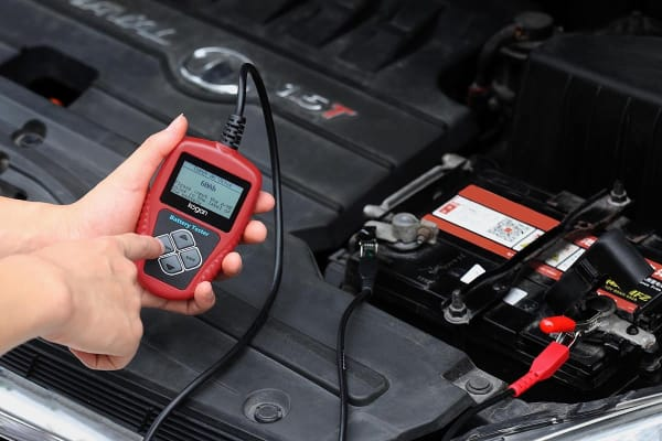 12V Car Battery Analyser