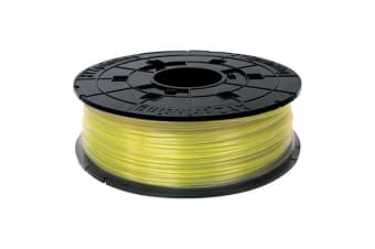 XYZprinting Clear Yellow PLA Filament