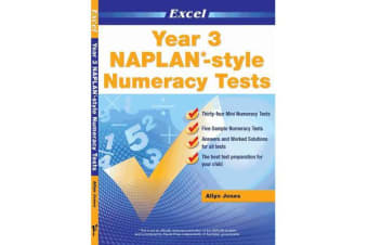 NAPLAN-style Numeracy Tests - Year 3