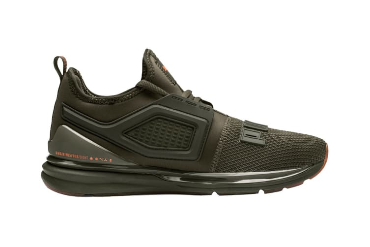 PUMA Men's IGNITE Limitless 2 Unrest Shoe (Forest Night, Size 10.5)