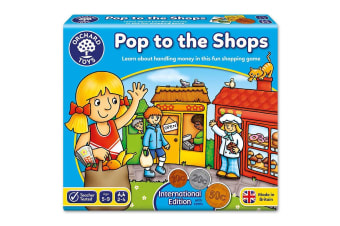 Orchard Toys Pop to Shops Game