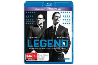 Legend (Blu-ray-UV)