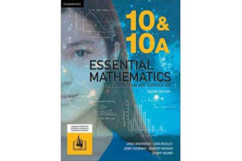 Essential Mathematics AC Year 10 and 10A (2ed)