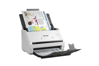 Epson B11B226501 WorkForce DS-530 Sheetfed Scanner - 600 dpi Optical - 30-bit Color - 30-bit