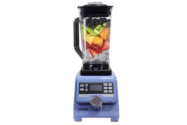 TODO 2L Commercial Grade Food and Drink Blender - Blue