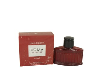 Laura Biagiotti Roma Passione Eau De Toilette Spray 125ml