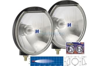 NARVA 71640 ULTIMA 175 SPREAD BROAD BEAM DRIVING LAMPS LIGHT LIGHTS KIT 100W