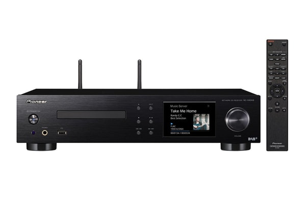 Pioneer Network CD Receiver and Amplifier (NC-50DAB)