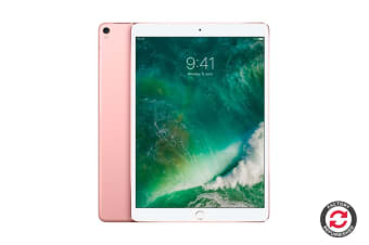 "Refurbished Apple iPad Pro 10.5"" (512GB, Cellular, Rose Gold)"