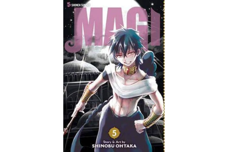 Magi - The Labyrinth of Magic, Vol. 1