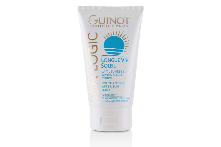 Guinot Sun Logic Longue Vie Soleil Youth Lotion After Sun - For Body 150ml