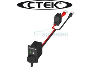 CTEK COMFORT INDICATOR PANEL CHARGE STATUS LIGHTS MXS10 MXS5.0 MXS7.0 56-380