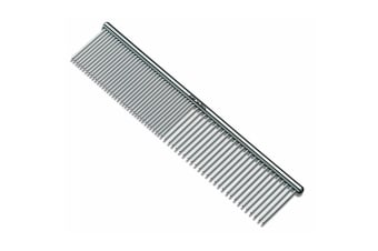Andis Steel Pet Comb (Silver) (19cm)
