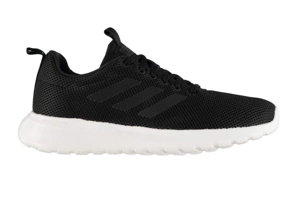Adidas Neo Men's Lite Racer CLN Running Shoe (Core Black/Carbon, Size 10.5 UK)