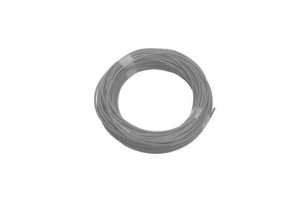 340M Pla Filament 1.75Mm For 3D Printer Pen Modeling Draw Round - Grey