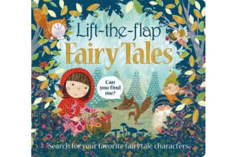 Lift the Flap - Fairy Tales