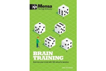 Mensa - Brain Training - Exercise your mind with these colourful puzzles