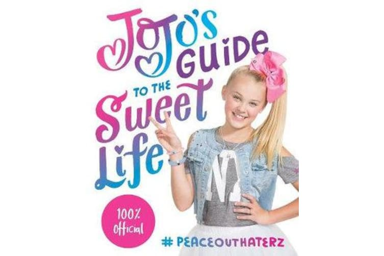 JoJo's Guide to the Sweet Life - #PeaceOutHaterz