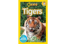 National Geographic Kids Readers - Tigers