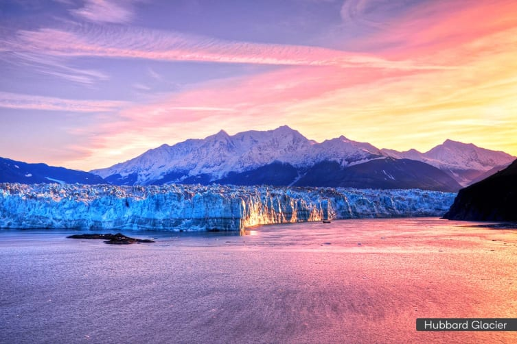 CANADA & ALASKA: 13 Night Rockies Tour & Alaskan Cruise Including Flights for Two (Departing ADL/PER)