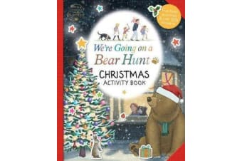 We're Going on a Bear Hunt - Christmas Activity Book