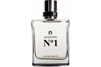 Aigner No.1 for Men EDT 100ml