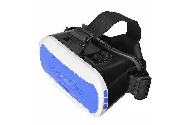 "3D Vr Headset Glasses Movie Player 5"" Oled Virtual Reality Theatre Usb Tf Card Input"