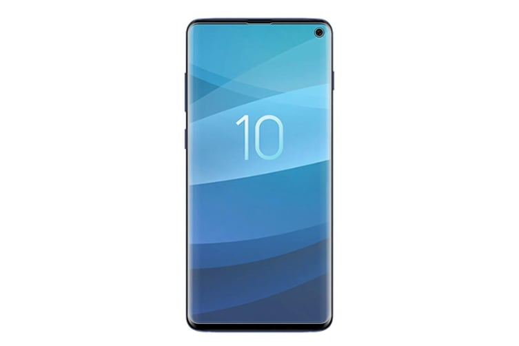 For Samsung Galaxy S10 3-pack Curved 3D PET Shielding Soft Screen Protector
