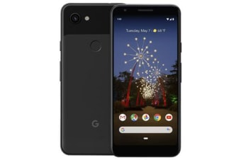 New Google Pixel 3a XL 64GB 4GB RAM 4G LTE Smartphone Black (FREE DELIVERY + 1 YEAR AU WARRANTY)