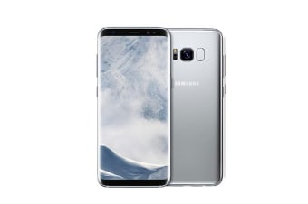 Samsung Galaxy S8 (64GB, Arctic Silver) - Pre-owned