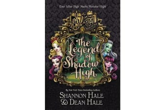 Monster High/Ever After High - The Legend of Shadow High