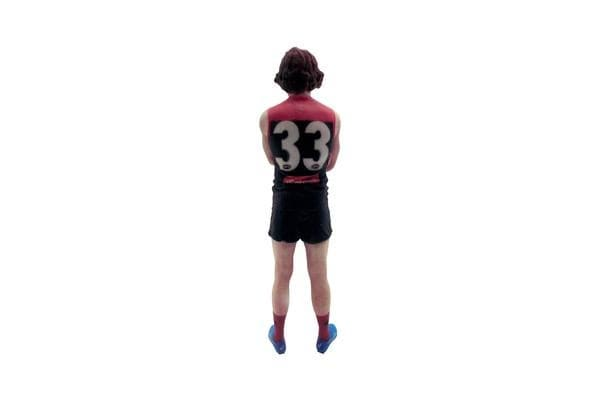 Oskar Baker AFL Melbourne 3D Printed Mini League Figurine - 23cm