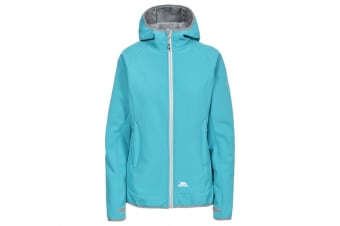 Trespass Womens/Ladies Imani Waterproof Softshell Jacket (Marine)