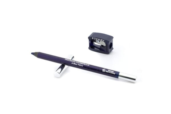 By Terry Crayon Khol Terrybly Color Eye Pencil (Waterproof Formula) - # 4 Blue Vision (1.2g/0.04oz)