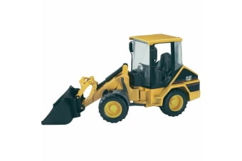 Bruder 1:16 Caterpillar Compact Wheel Construction Loader Kids 3y+ Toys Yellow