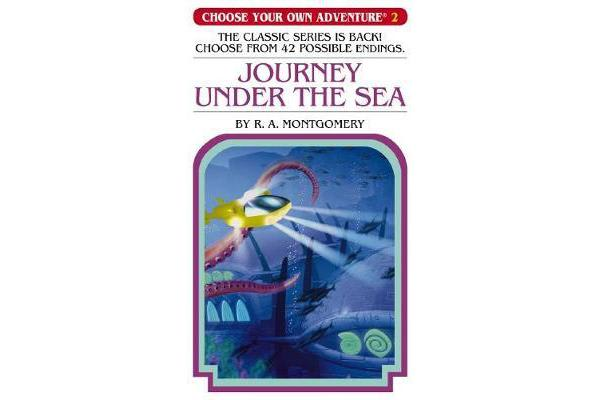 Choose Your Own Adventure #2 - Journey Under the Sea